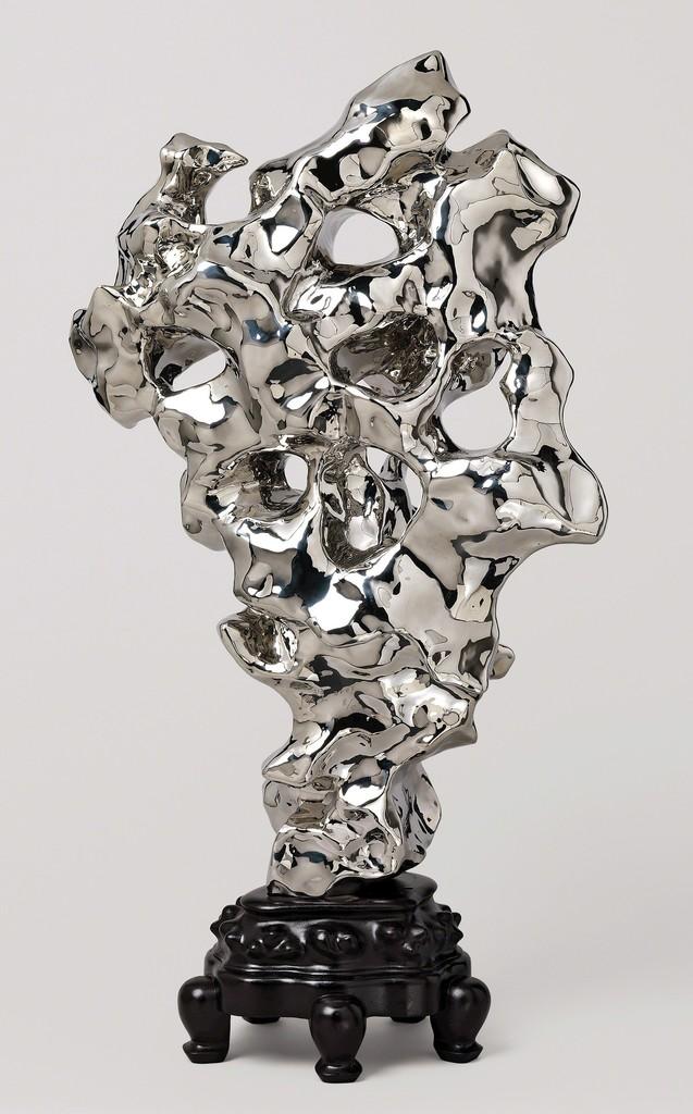 Zhan Wang 展望, 'Artificial Rock #10 假山石,' 2001, The Metropolitan Museum of Art