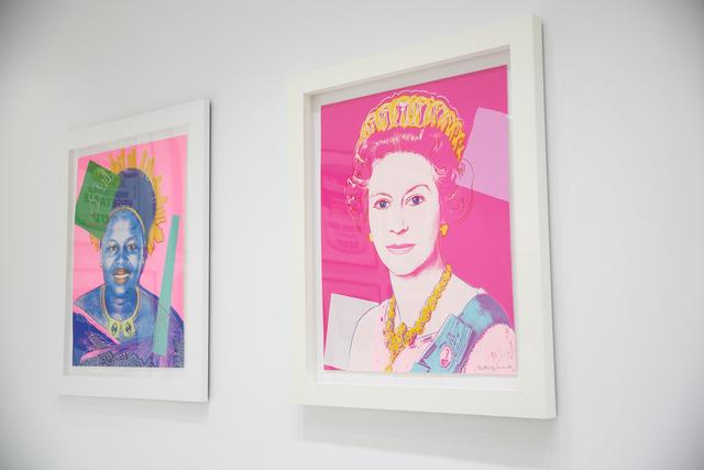 Andy Warhol, 'Queen Elizabeth II of the United Kingdom (FS II.336) ', 1985, Print, Screenprint, Revolver Gallery