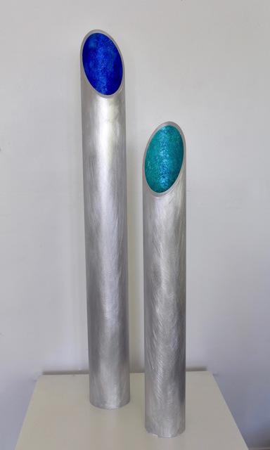 KX2: Ruth Avra & Dana Kleinman, 'Water pipes', 2018, Maria Elena Kravetz