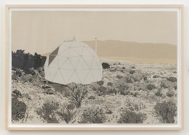 , 'Dunes Dome,' 2017, Joshua Liner Gallery
