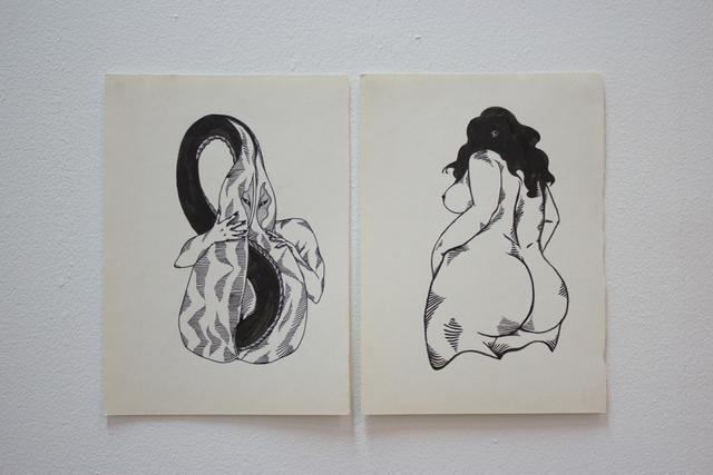 , 'Ladies,' 2014, ABRA