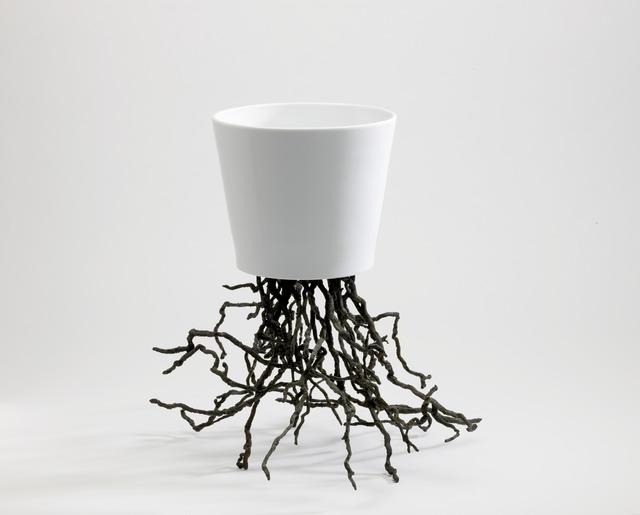 , 'Vase With Roots – Ceramic Big,' 2007, Brand New World Salon