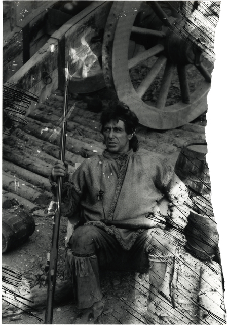 , 'Uncharted - Al Pacino,' 1985, Daniel Blau