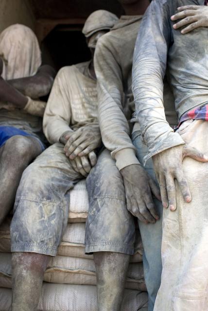 , 'Phantoms of the Congo river (008),' 2011-2012, Galerie Galea