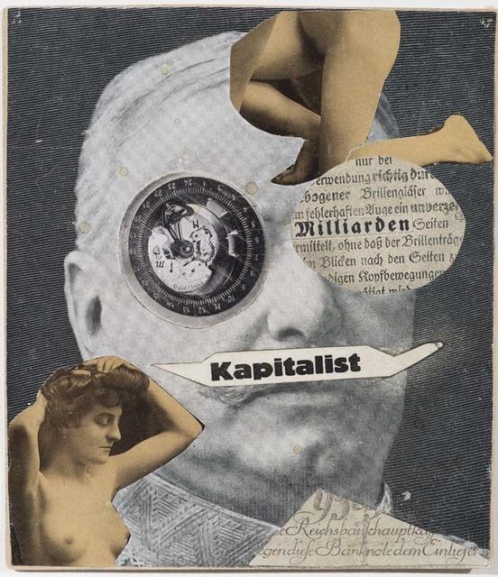 , 'Kapitalist,' 1923-1924, Osborne Samuel