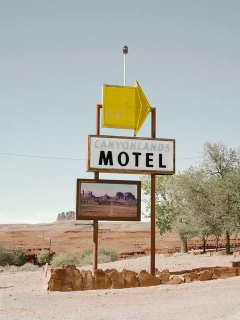 , 'The Motel She Never Visited,' 2018, Galerie XII