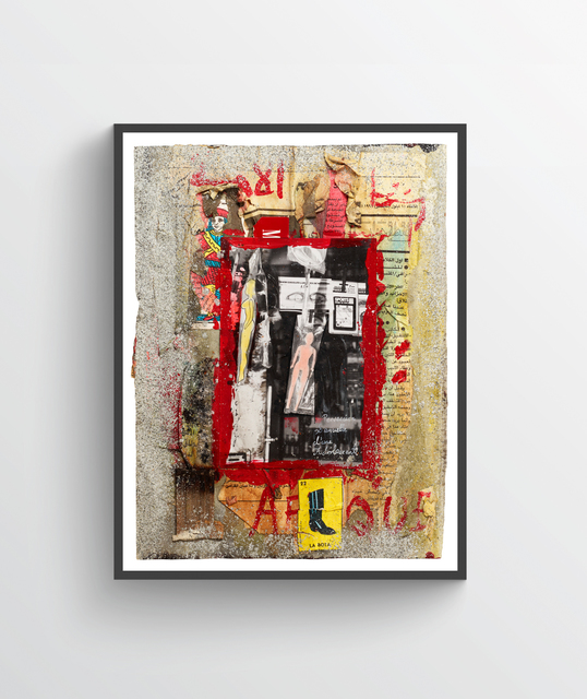 , 'La Bota,' 2017, Trotta-Bono Contemporary