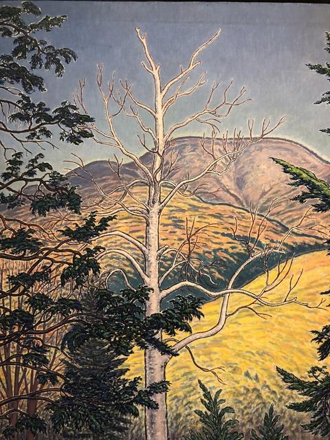 , 'Adirondack Autumn,' 1936, Keene Arts