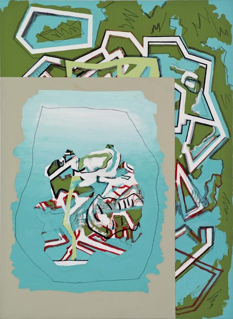 , 'Isla en una isla,' 2011-2014, Marlborough Madrid & Barcelona