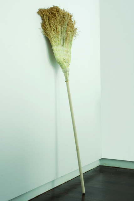 ", '""Autarchy"" broom,' 2010, Triennale Design Museum"