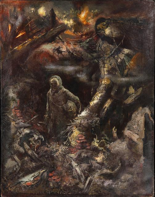 , 'Peace I (Frieden),' 1945, Henze & Ketterer