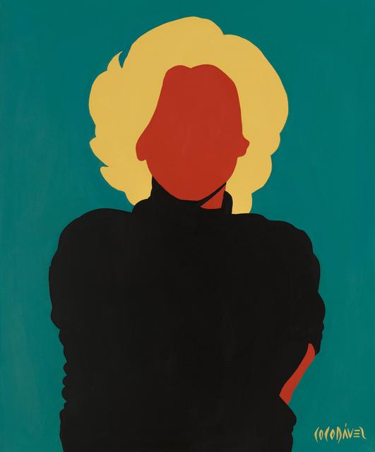 Coco Davez, 'Marilyn ', 2019, Maddox Gallery