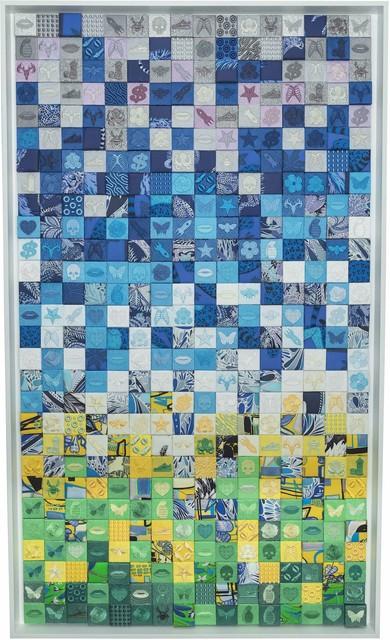 , 'Blue Dream,' 2016, New Gallery of Modern Art