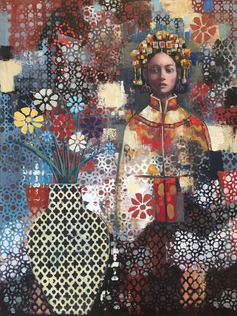 Rimi Yang, 'Mindful Pattern', 2018, TEW Galleries