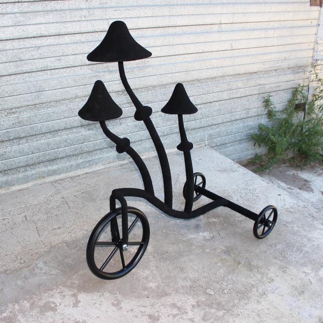 , 'Cycling Mushroom,' 2015, 11.12 Gallery