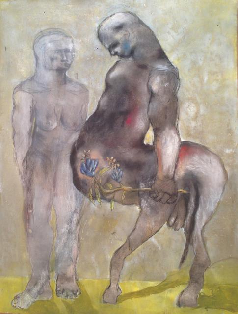 , 'Séduction ,' 2018, Galerie Cécile Fakhoury - Abidjan