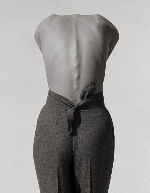 , 'Pants (Backview),' 1988, CAMERA WORK