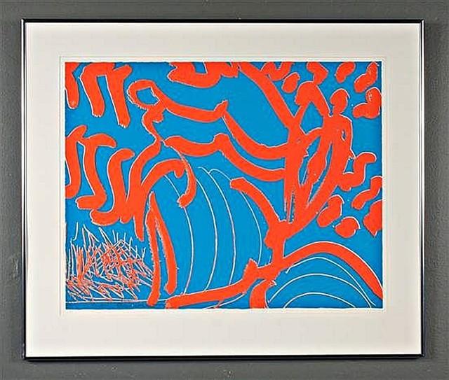 Mark di Suvero, 'Scarabisso', 1982, Alpha 137 Gallery