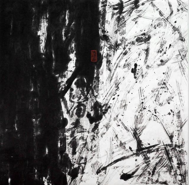 Fung Ming Chip, 'Shadow, Sand Script, Post Marijuana', 2000, Galerie du Monde