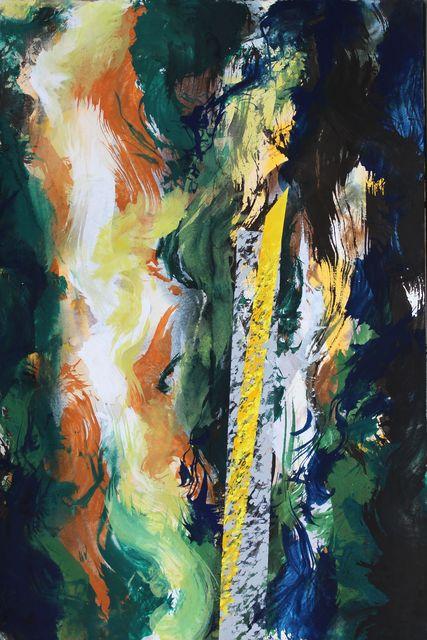 , 'Figure / Tree (20),' 2018, A.I. Gallery