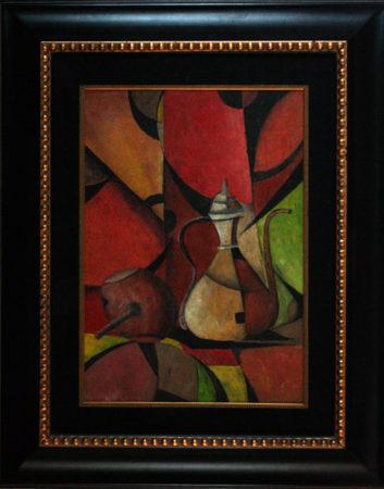 Ivan Kliun, 'Cubist Teapot', The Loft Fine Art