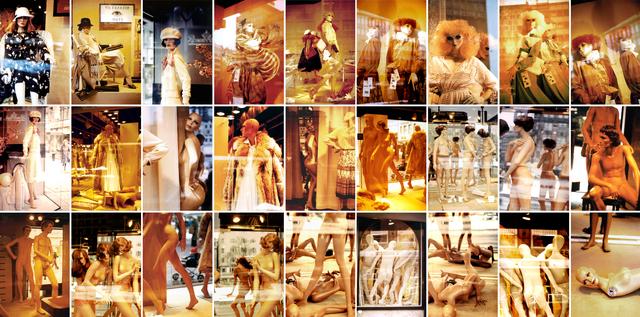 , 'Manequins de Düsseldorf,' 1978, Bolsa de Arte