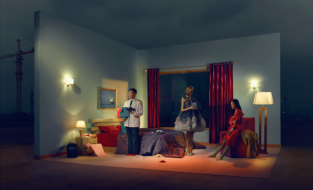 Quentin Shih, 'Dior Wu-Han A', 2012, Inception Gallery