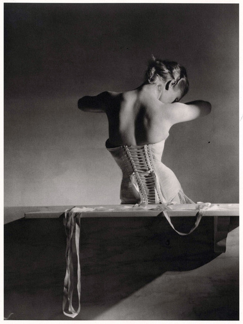 , 'Mainboucher Corset, UK Vogue,' 1939, Atlas Gallery