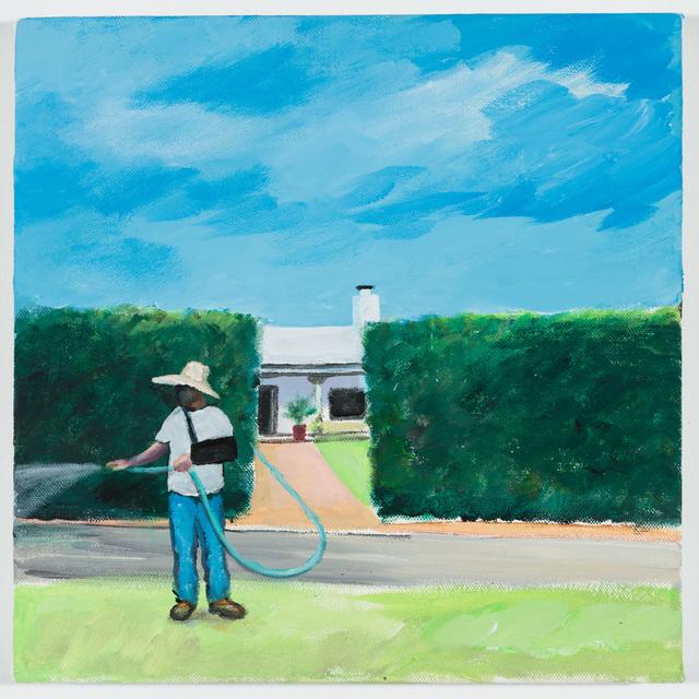 Ramiro Gomez, 'The Injured Gardener', 2018, P.P.O.W
