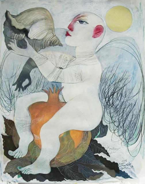 , 'Paradise 2,' 2016, al markhiya gallery