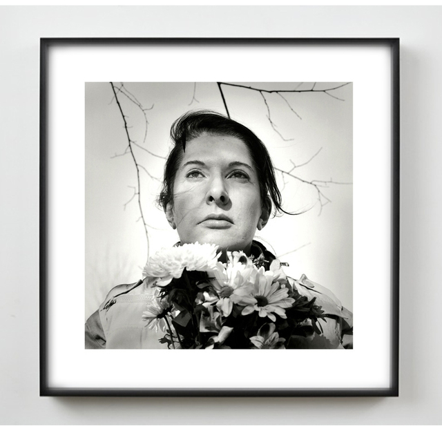 , 'Portrait with Flowers,' 2009, Sean Kelly Gallery