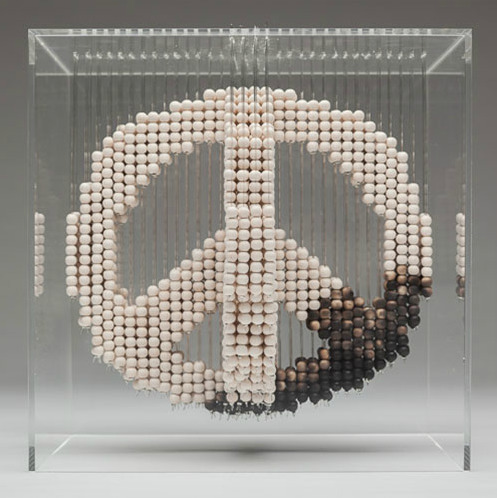 , 'Peace Please,' 2016, Woolff Gallery