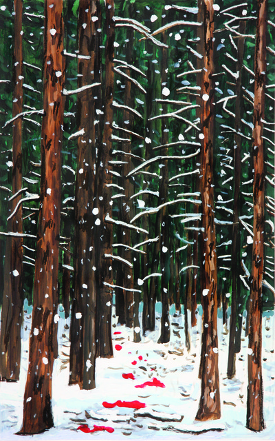 , 'Deep Forest II,' 2012, Stewart & Stewart