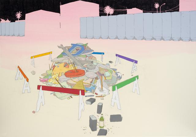 , 'Cultural Aphasia 2013,' 2013, Dolan/Maxwell