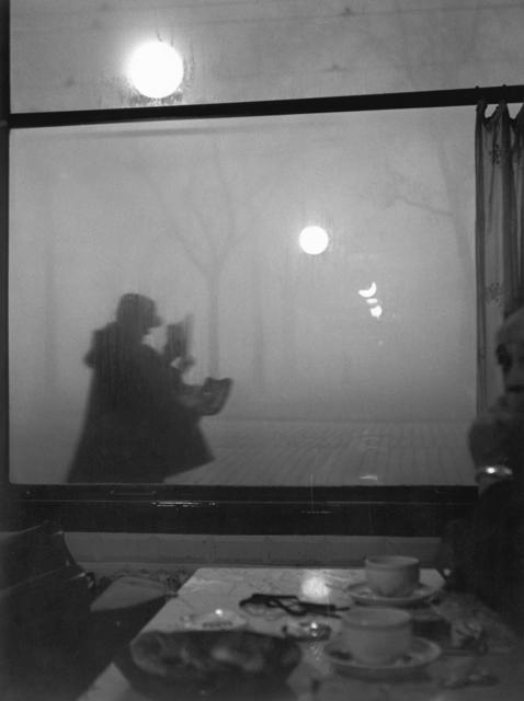 Sabine Weiss, 'Facteur à Lyon, 1950 ', 1950, The Photographers' Gallery