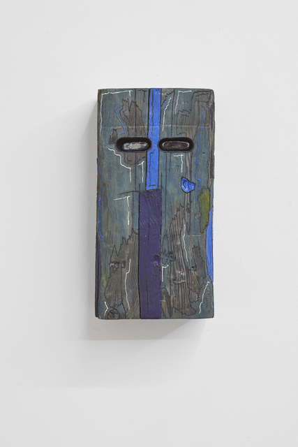 , 'Excavated Soul (Blue),' 2018, Garvey | Simon