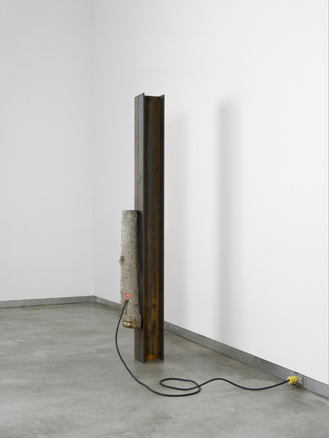 , 'Logged On,' 2013, bitforms gallery