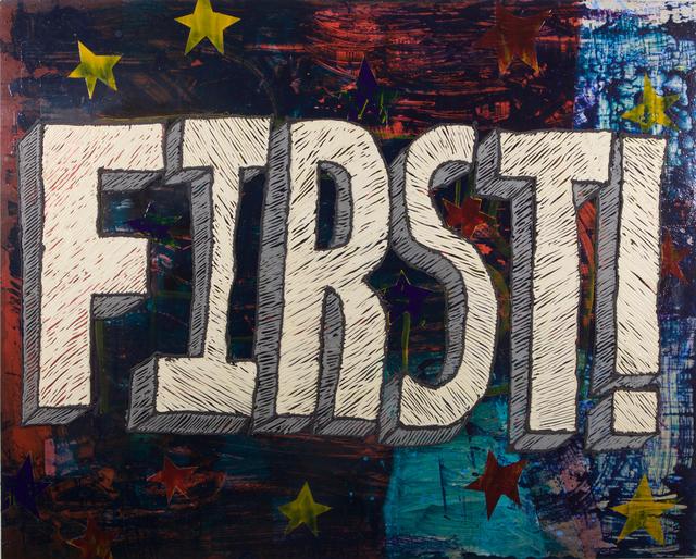 , 'Populist Contest (FIRST!),' 2016, VICTORI+MO CONTEMPORARY