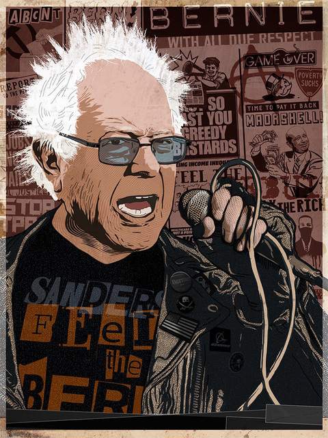 , 'Bernie So Punk,' , The Southern