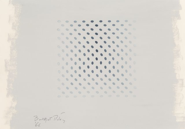 Bridget Riley, 'Study for Deny', 1966, Heritage Auctions