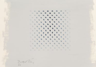 Bridget Riley, 'Study for Deny,' 1966, Heritage Auctions: Modern & Contemporary Art