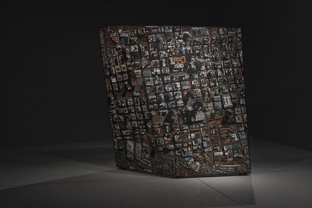 , 'Vertical Aerial: Johannesburg (Square),' 2013, Goodman Gallery
