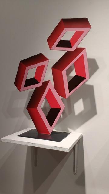 , 'Red sculpture,' , Galería Marita Segovia