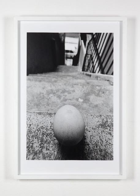 ", 'Sem titulo [Untitled], 1981 from "" Vida Afora""series. Fotopoemação [Photo-poem-action].,' 1981-2012, Galleria Raffaella Cortese"