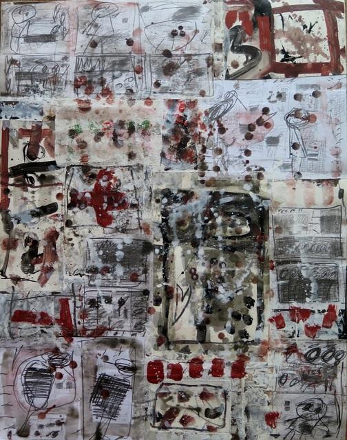 , 'Collage VII,' 2015, Spotte Art