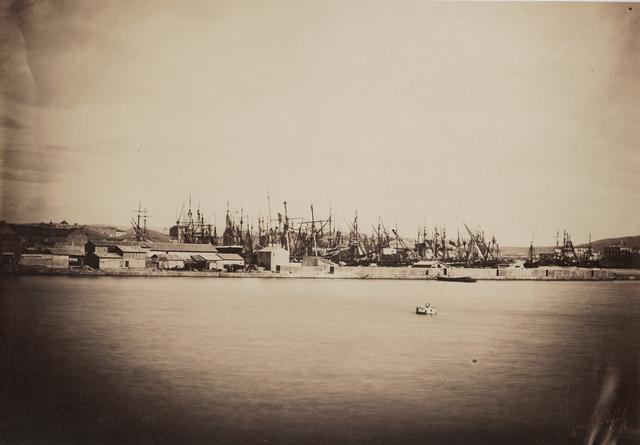 Gustave Le Gray, 'Panorama du Port de Sète', 1857/1857, Contemporary Works/Vintage Works