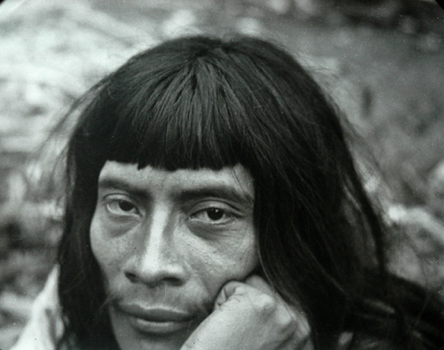 , '(Lacandon Man), Chiapas,' ca. 1954, Charles Isaacs Photographs, Inc