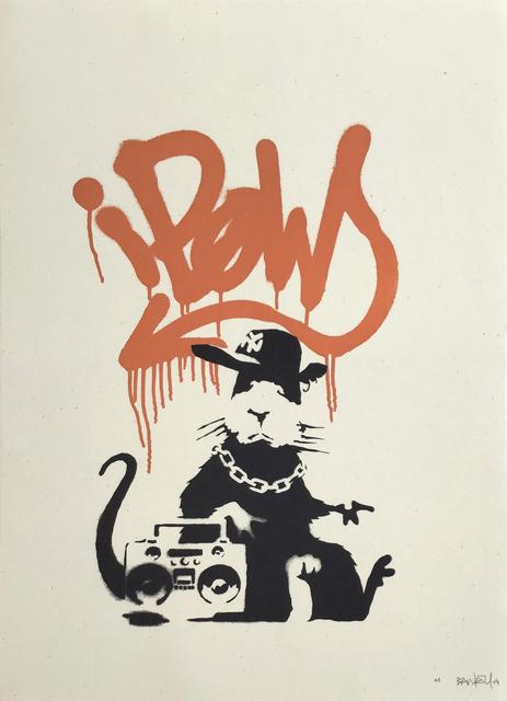 , 'Gangsta Rat (Orange) AP - Signed ,' 2005, Hang-Up Gallery