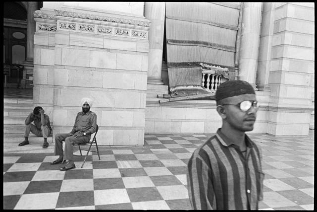 , 'Victoria Memorial, Kalkutta, Indien,' 1992, Galerie Wenger
