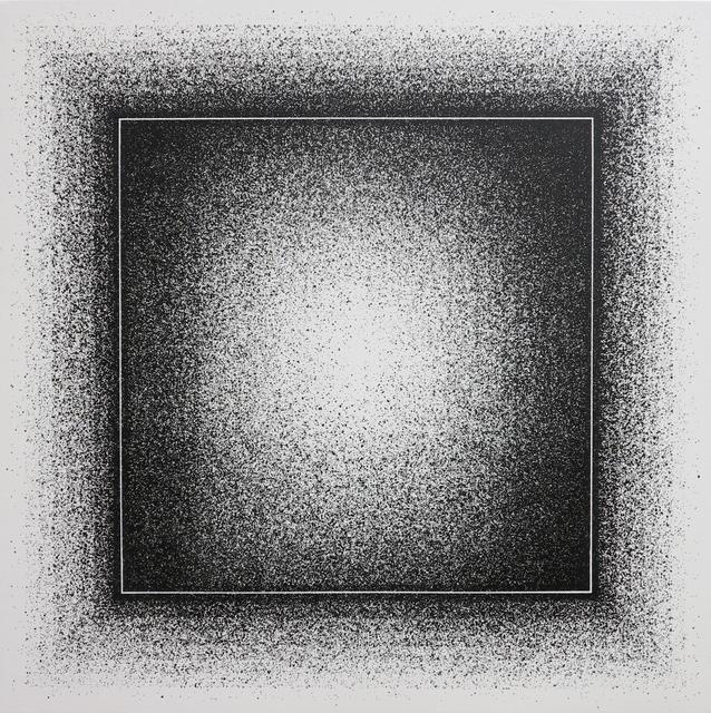 , 'Peinture 1x1 madmaxx sur toile #1,' 2019, Ground Effect Gallery